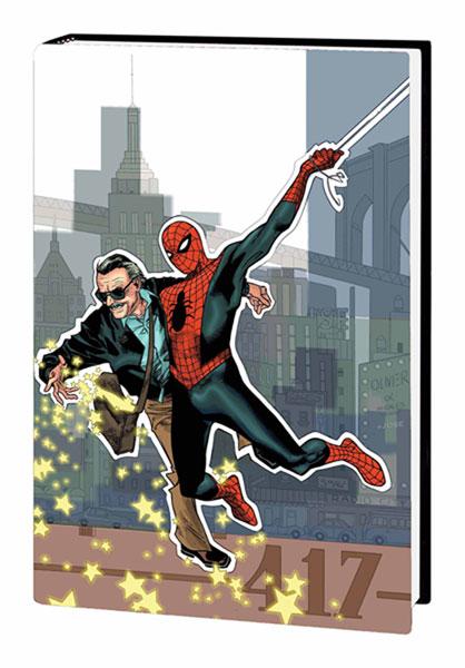 Image: Stan Lee Meets... HC  - Marvel Comics
