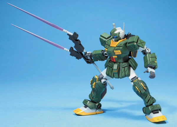 Image: Gundam Seed Strike Gundam +1 WSP 1/100 MG Model Kit  -