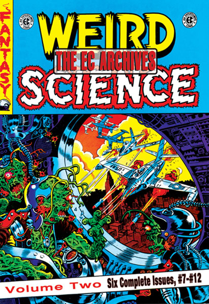 Image: EC Archives: Weird Science Vol. 02 HC  - Gemstone Publishing