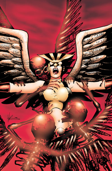 Image: Hawkgirl: The Maw SC  - DC Comics