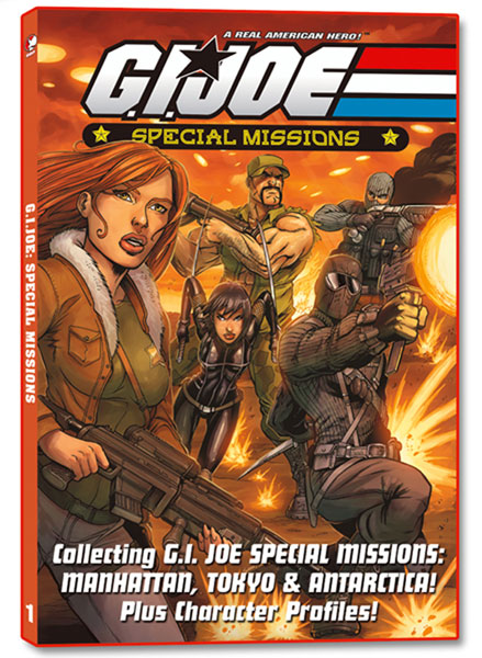 Image: G.I. Joe Special Missions Vol. 01 SC  - Devils Due Publishing