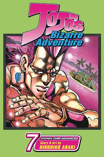 Image: Jojo's Bizarre Adventure Vol. 07 SC  - Viz Media LLC