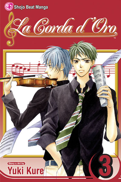 Image: La Corda Doro Vol. 03 SC  - Viz Media LLC
