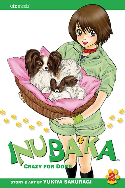 Image: Inubaka: Crazy for Dogs Vol. 02 SC  - Viz Media LLC