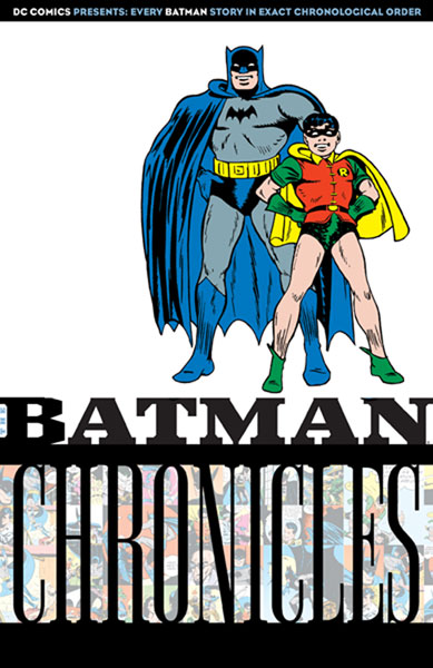 Image: Batman Chronicles Vol. 03 SC  - DC Comics
