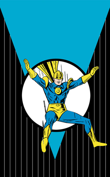 Image: Golden Age Dr. Fate Archives Vol. 01 HC  - DC Comics