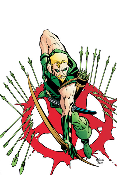 Image: Green Arrow #73 (Vol. 2) - DC Comics
