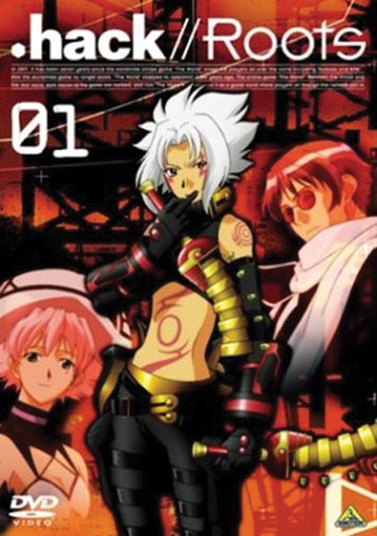 Image: Dot Hack// Roots Vol. 01  (DVD) -
