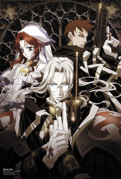 Image: Trinity Blood Vol. 6 DVD  -