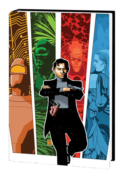 Image: Agents of Atlas HC  - Marvel Comics