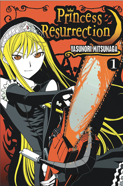 Image: Princess Resurrection Vol. 01 SC  - Del Rey