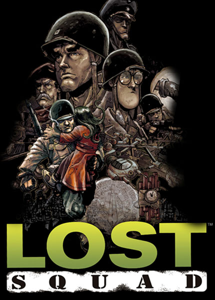 Image: Lost Squad SC  - Devils Due Publishing