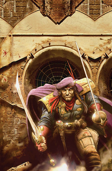 Image: Legend of Grimjack Vol. 07 SC  - IDW Publishing