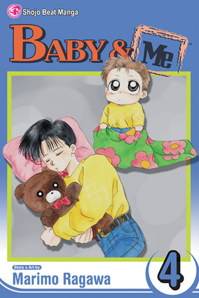 Image: Baby & Me Vol. 04 SC  - Viz Media LLC