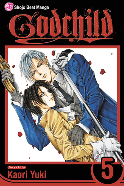 Image: Godchild Vol. 05 SC  - Viz Media LLC