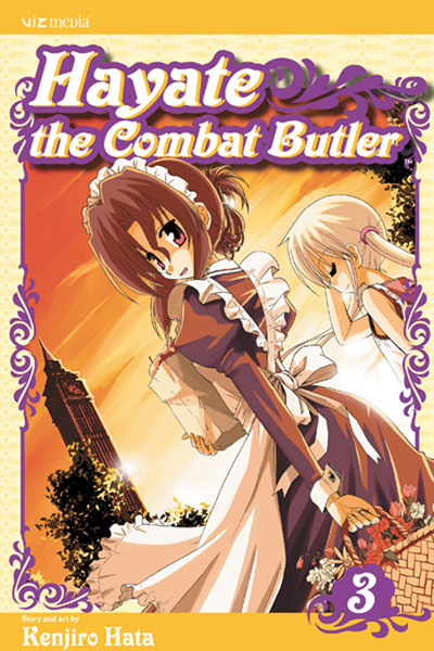 Image: Hayate the Combat Butler Vol. 03 SC  - Viz Media LLC
