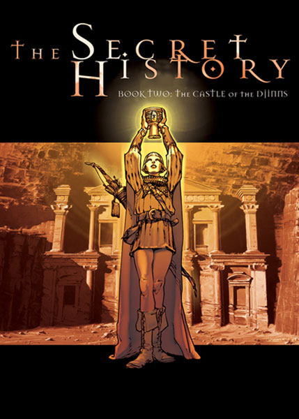 Image: Secret History Book Two  - Archaia Studios Press