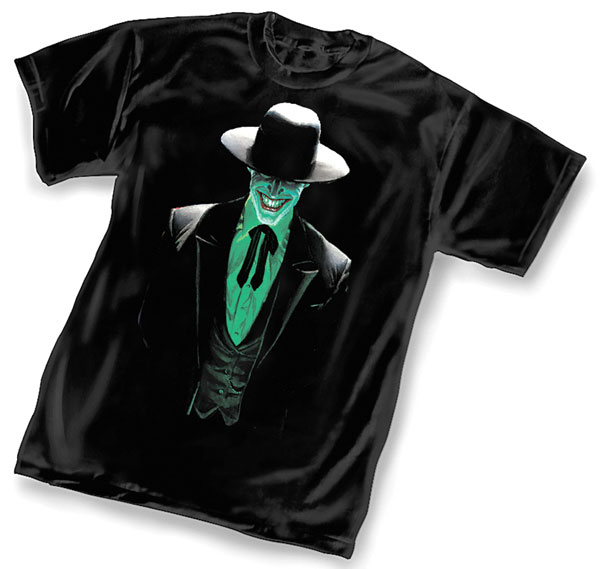 Image: Justice Joker by Alex Ross T-Shirt  (L) -