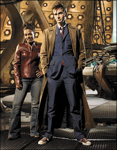 Image: Doctor Who: Creatures and Demons SC  -