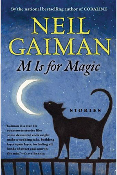 Image: M Is for Magic HC  -