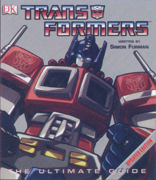 Image: Transformers: The Ultimate Guide SC  -