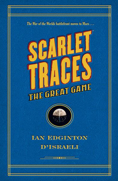 Image: Scarlet Traces: The Great Game HC  - Dark Horse Comics