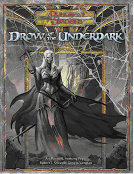 Image: Dungeons & Dragons: Drow of the Underdark HC  -