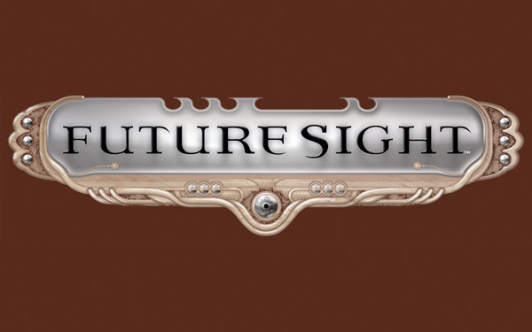 Image: Magic: the Gathering TCG Future Sight Theme Deck Dis  -