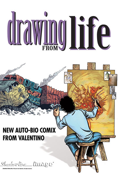 Image: Drawing from Life #1 - Image Comics