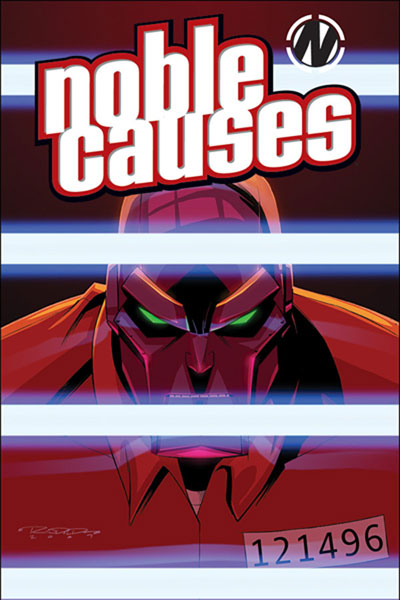 Image: Noble Causes #30 (Vol. 3) - Image Comics