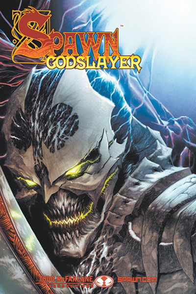 Image: Spawn: Godslayer #1 - Image Comics