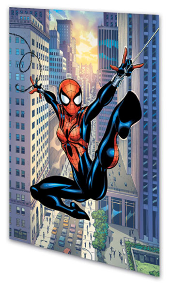Image: Amazing Spider-Girl Vol. 01: Whatever Happened / Daughter of Spider-Man SC  - Marvel Comics