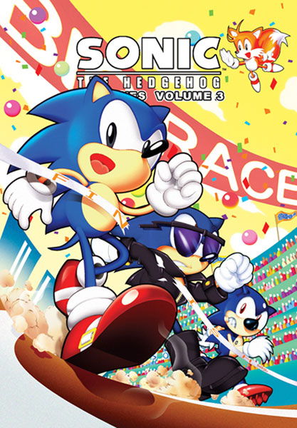 Image: Sonic the Hedgehog Archives Vol. 03 SC  - Archie Comic Publications