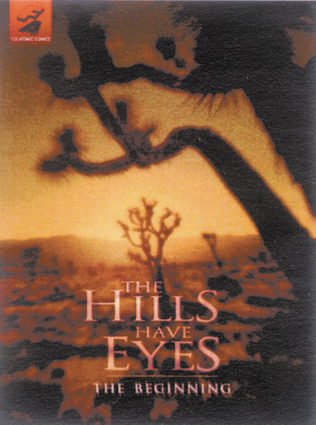 Image: Hills Have Eyes: The Beginning SC  - Fox Atomic Comics