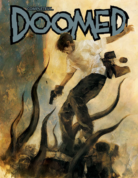 Image: Doomed Complete SC  - IDW Publishing