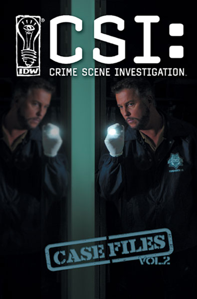 Image: CSI: Crime Scene Investigation Case Files Vol. 02 SC  - IDW Publishing