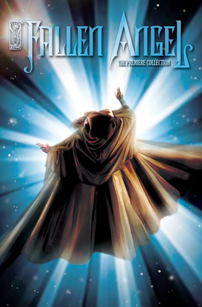 Image: Fallen Angel: The Premiere Collection HC  - IDW Publishing