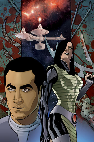 Image: Star Trek: Klingons - Blood Will Tell #2 - IDW Publishing