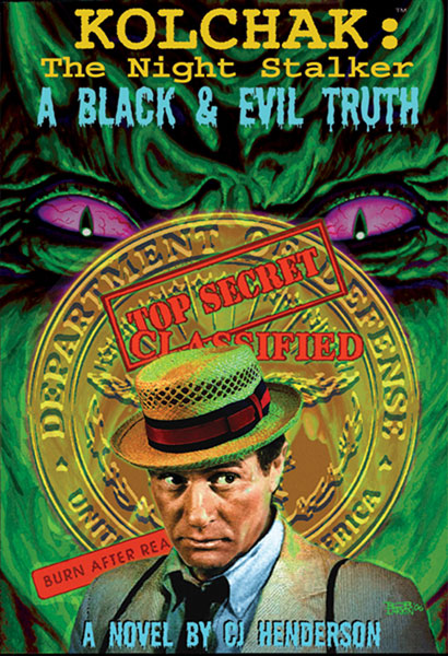 Image: Kolchak, The Night Stalker: A Black & Evil Truth SC  - Moonstone