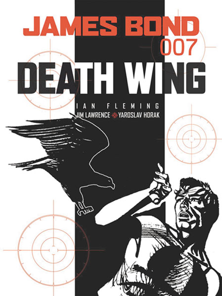 Image: James Bond 007: Death Wing SC  - Titan Publishing