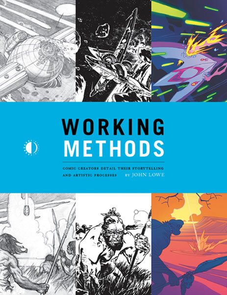 Image: Working Methods SC  - Twomorrows Publishing