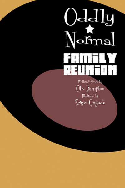 Image: Oddly Normal: Family Reunion SC  - Viper Comics