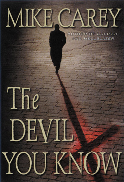 Image: Devil You Know - Mike Carey HC  -