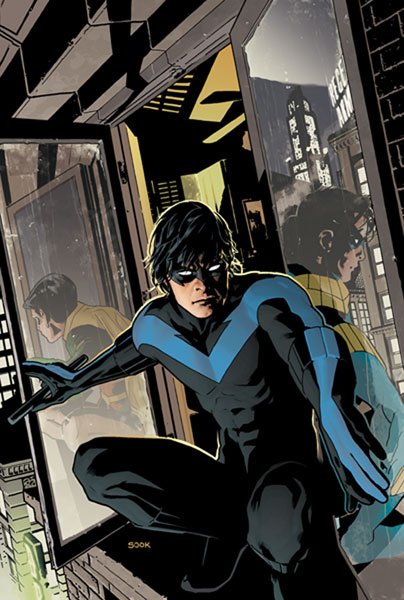 Image: Nightwing #133 - DC Comics