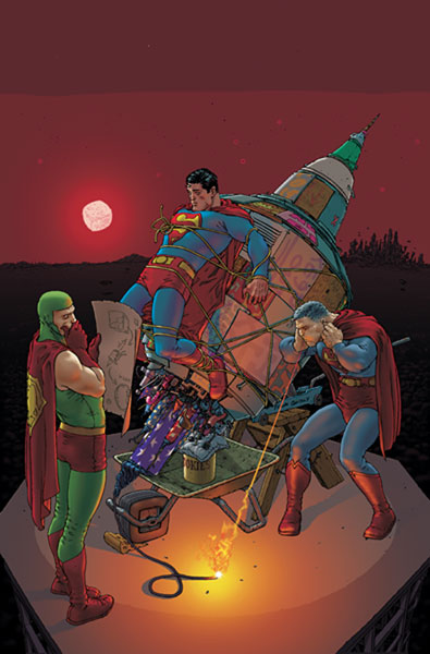 Image: All Star Superman #8 - DC Comics