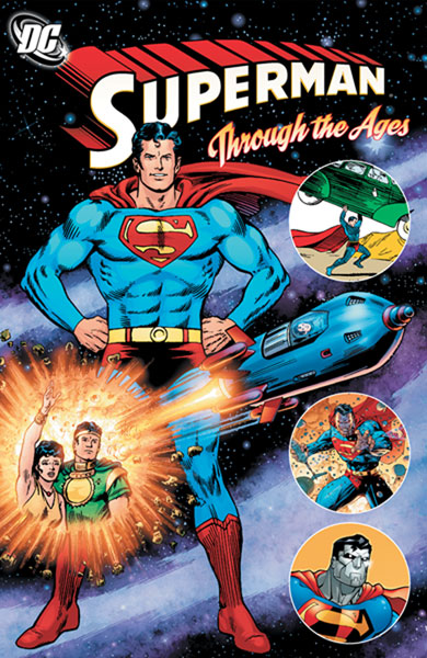 Image: Superman Through the Ages  - DC Comics