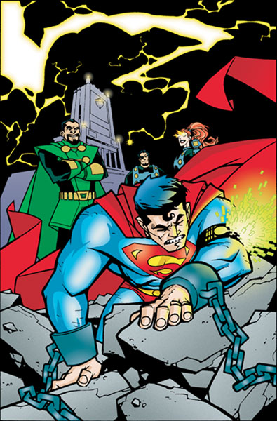 Image: Justice League Unlimited #34