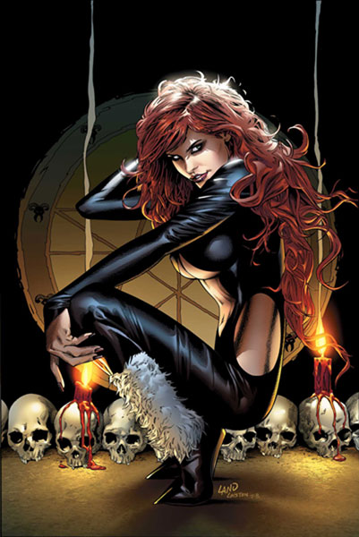 Image: Legion of Monsters: Satana #1 - Marvel Comics