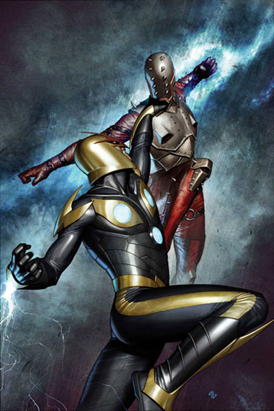 Image: Nova #3 (Vol. 3) - Marvel Comics