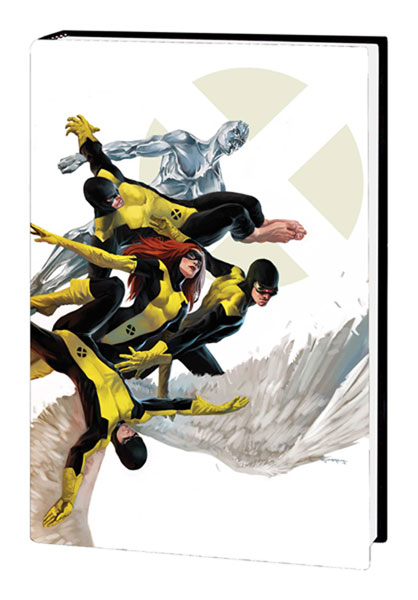 Image: X-Men: First Class - Tomorrow's Brightest HC  - Marvel Comics
